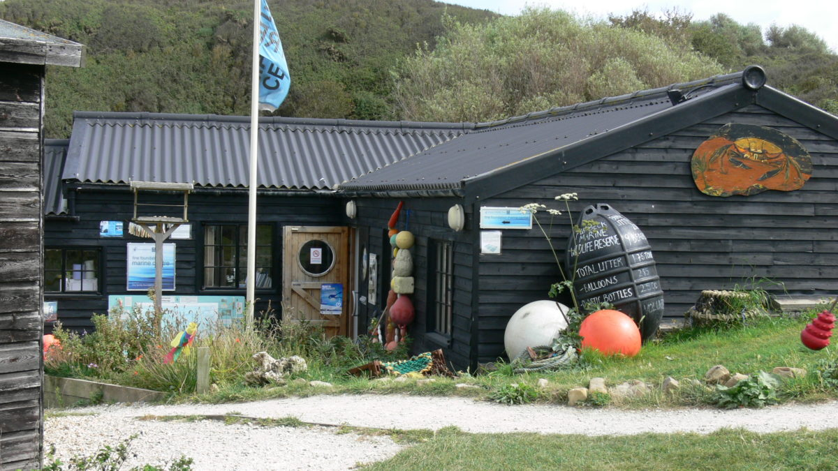 Residents' views sought on Kimmeridge Marine Centre improvements