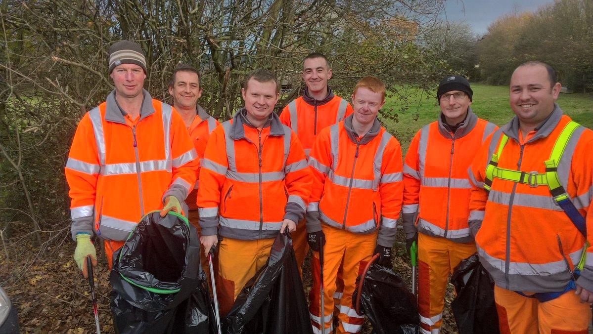 Litter Free Dorset News – November 2017