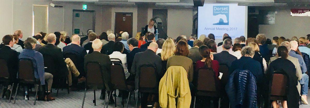 Eva's Experience working with Dorset Coast Forum