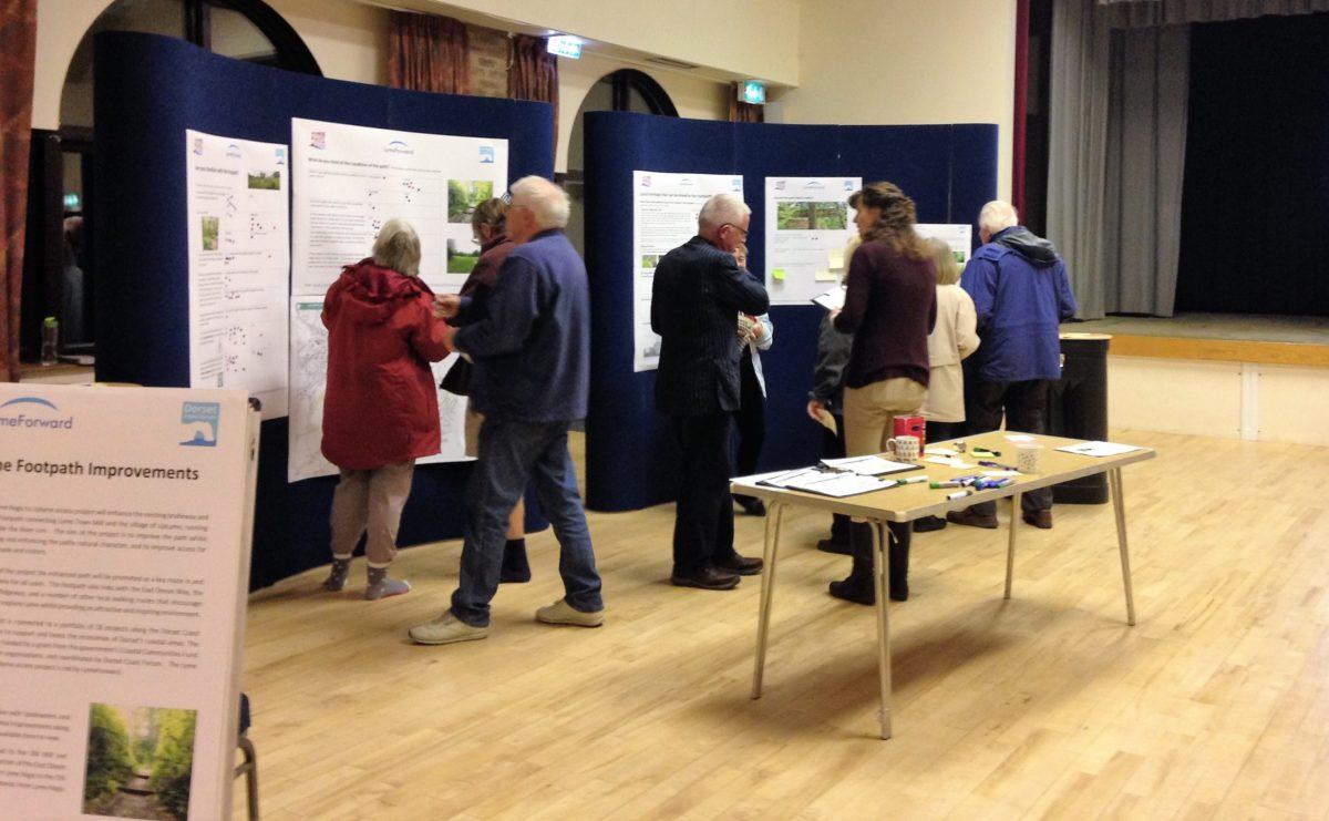 Plans progress for Lyme Regis to Uplyme path improvements