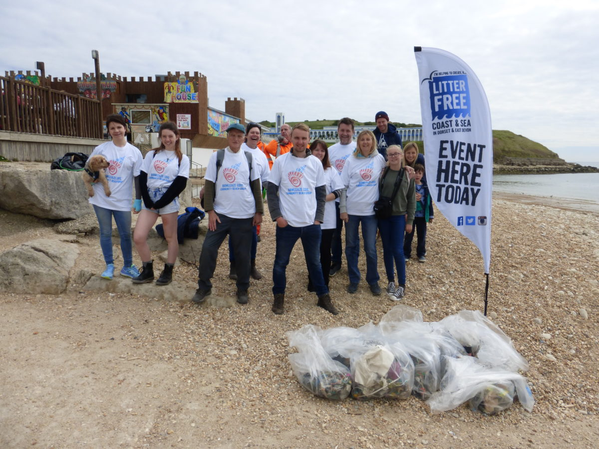 Great Dorset Beach Clean 2018